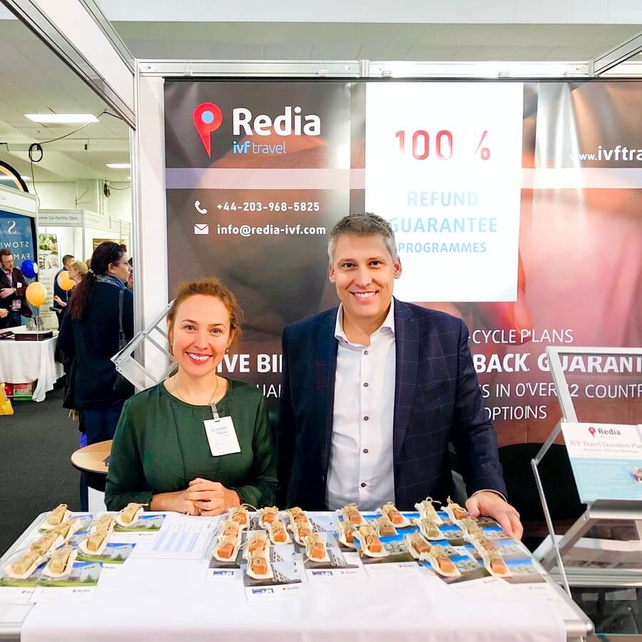 Interview with our IVF collaborator REDIA